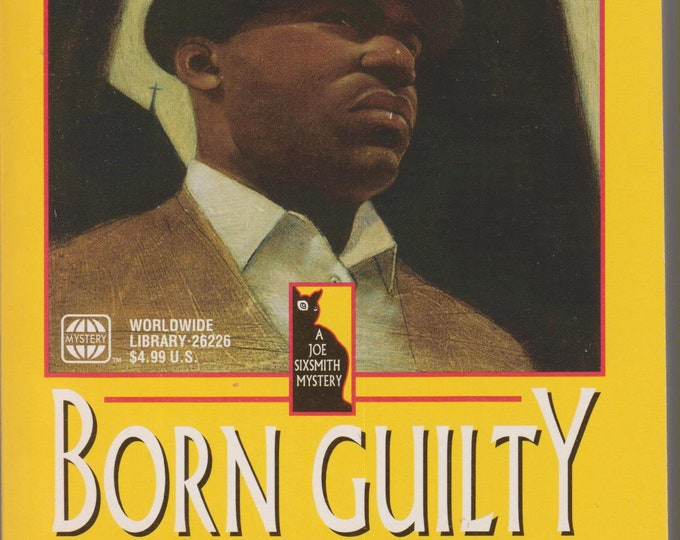 Born Guilty by Reginald Hill (A Joe Sixsmith Mystery) (Paperback: Mystery) 1997