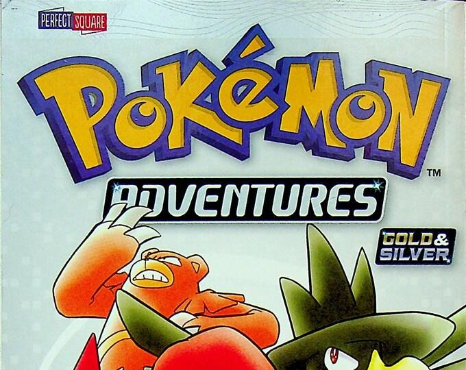 Pokémon Adventures Gold & Silver  #9 (Graphic Novel: Pokémon) 2016
