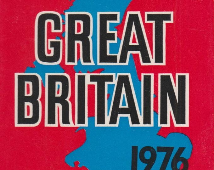 Fodor's Great Britain 1976   (Hardcover, Travel, Great Britain) 1976