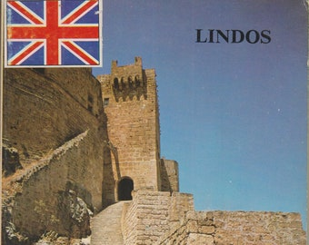 Lindos   (Softcover: Travel, Lindos, Rhodes, Greece)  1976