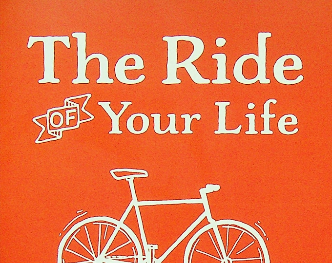 The Ride of Your Life  by Mike Howerton  (Paperback: Christian Living, Self-Help) 2014