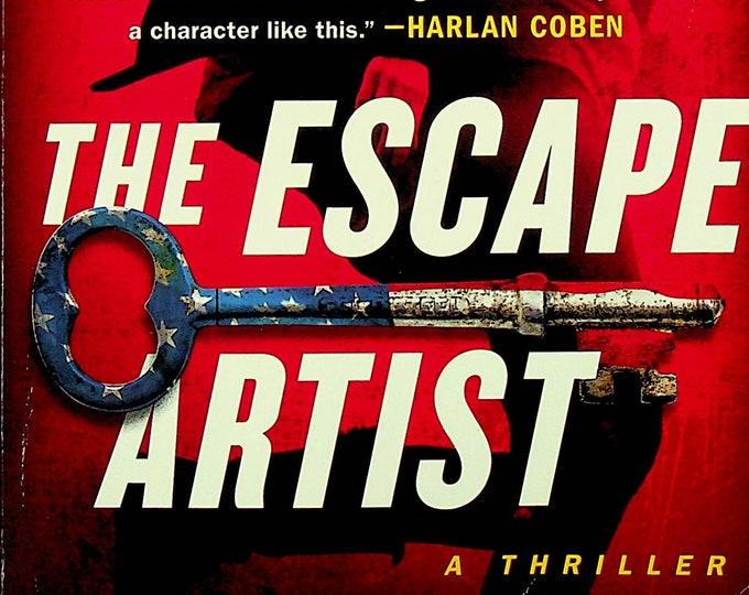 The Escape Artist by Brad Meltzer (Trade Paperback: Fiction, Thriller)