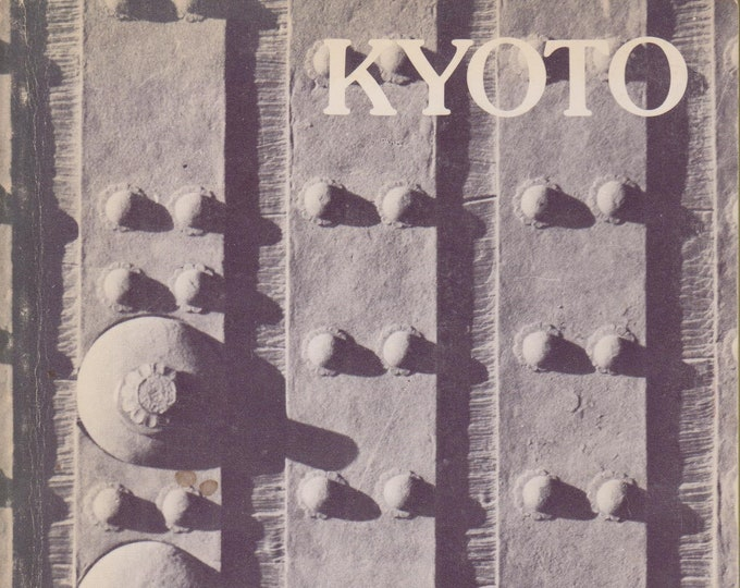 Kyoto   (Softcover: Travel, Kyoto, Japan)  1982