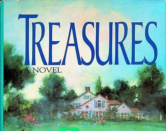 Treasures by Belva Plain (Hardcover: Fiction) 1992