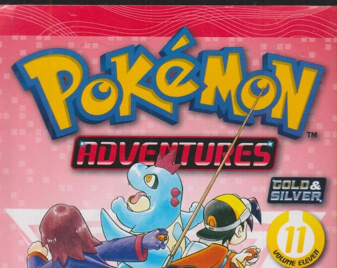 Pokémon Adventures Gold & Silver  #11 (Graphic Novel: Pokémon) 2019