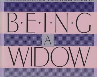 Being a Widow (Paperback, Self-Help, Bereavement, Grief) 2001