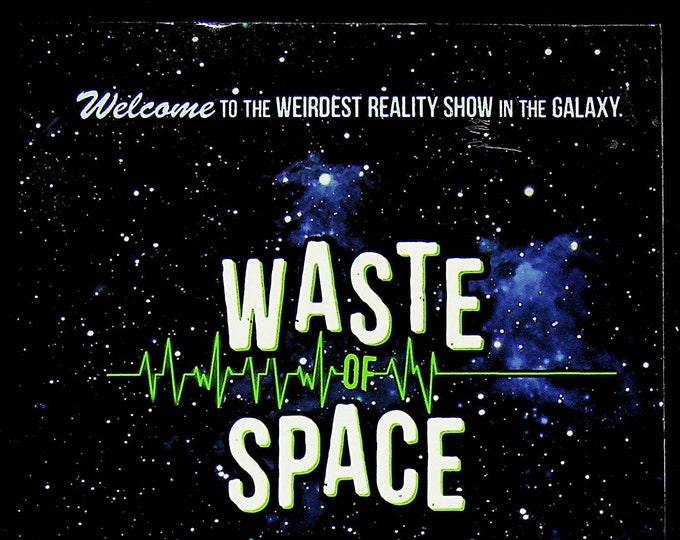 Waste of Space by Gina Damico (Trade Paperback: Science Fiction, SciFi) 2018