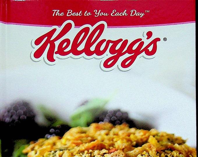 Kellogg's Cookbook  Recipes (Hardcover: Cookbook, Recipes)