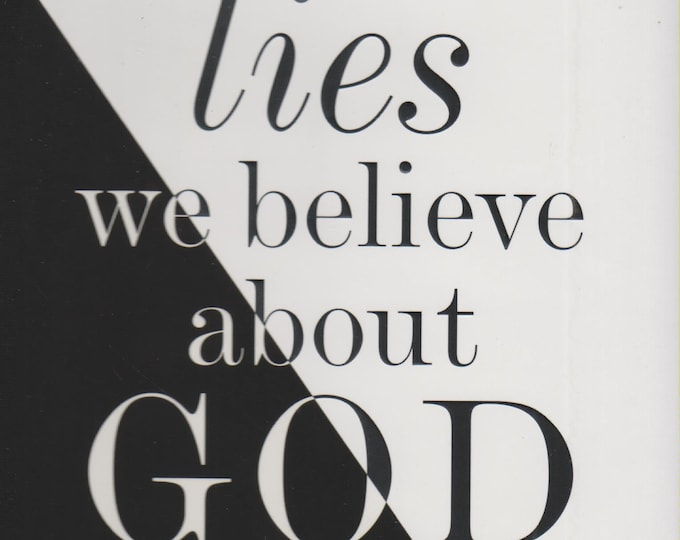 Lies We Believe About God  by Wm Paul Young  (Hardcover, Religious, Spiritual, Self-Help) 2017