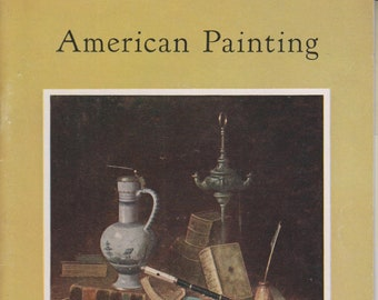 American Painting In The National Gallery Of Art  (Staplebound: Art, Fine Arts)  (c) 1959
