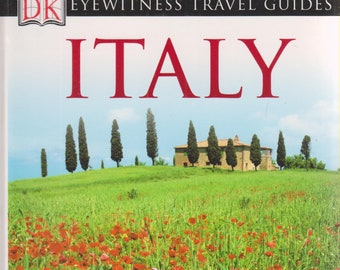 Italy DK Eyewitness Travel Guides  (Softcover: Travel, Italy) 2003