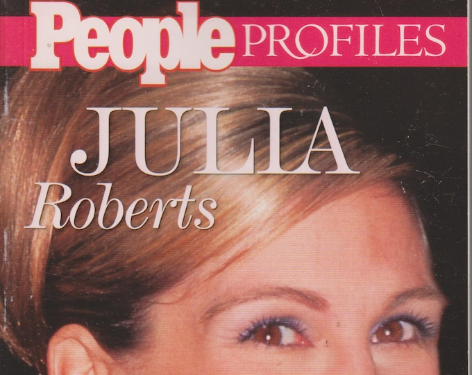 Julia Robert People Profiles  (Paperback: Biography, Movies, Celebrities) 1999