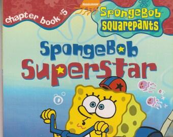 SpongeBob Squarepants  Spongebob Superstar (Softcover: Children's)  2001