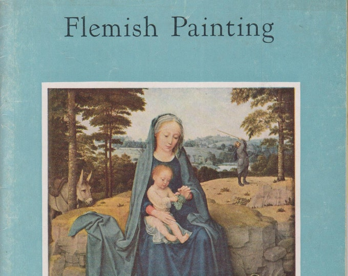 Flemish Painting In The National Gallery Of Art  (Staplebound: Art, Fine Arts)  (c) 1960