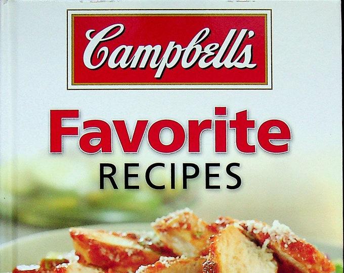 Campbell's Favorite Recipes (Hardcover: Cookbook, Recipes)