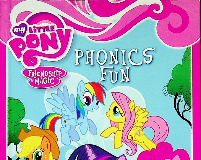 My Little Pony Friendship is Magic Phonics Fun (12 books in 1) (Hardcover: Children's Early Readers, Educational) 2014