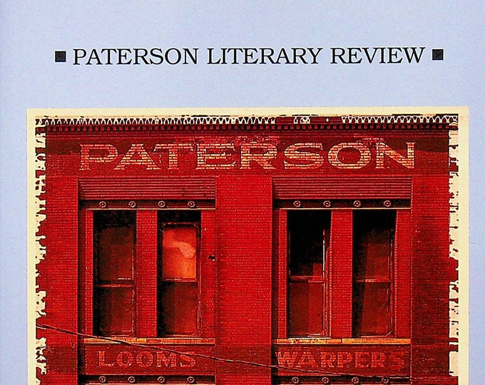 Paterson Literary Review (Issue No. 32)   (Paperback: Poetry, Fiction, Memoirs, Review) 2003