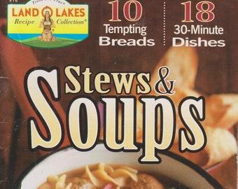 Land O Lakes Stews & Soups (Staplebound, Cooking) 2002