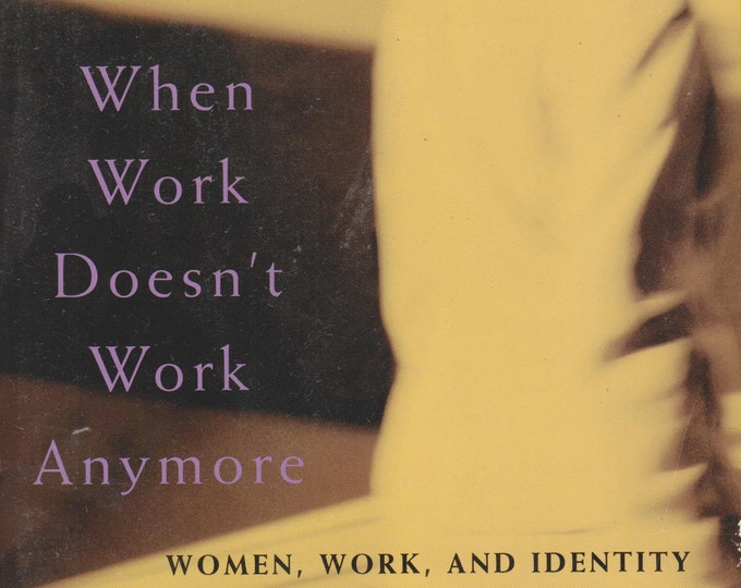 When Work Doesn't Work Anymore: Women, Work, and Identity (Softcover, Women's Studies)  1998