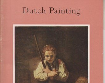 Dutch Painting In The National Gallery Of Art  (Staplebound: Art, Fine Arts)  (c) 1960
