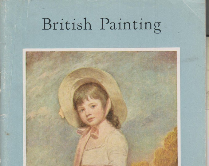 British Painting In The National Gallery Of Art  (Staplebound: Art, Fine Arts)  (c) 1960