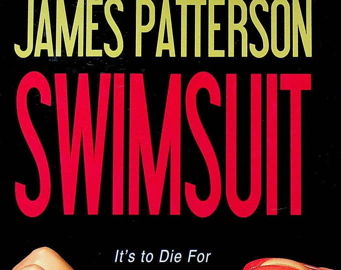 Swimsuit  by James Patterson and Maxine Paetro (Hardcover:  Mystery, Thriller)  2009
