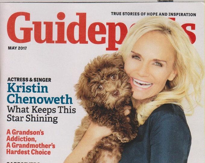 Guideposts May 2017 Kristin Chenoweth What Keeps This Star Shining   (Magazine, Inspirational)