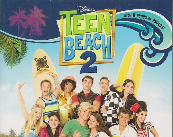 Teen Beach 2 (Paperback, Disney, Teens, Chapter books)  2015