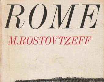 Rome   (Softcover: History, Rome,  Italy) 1973