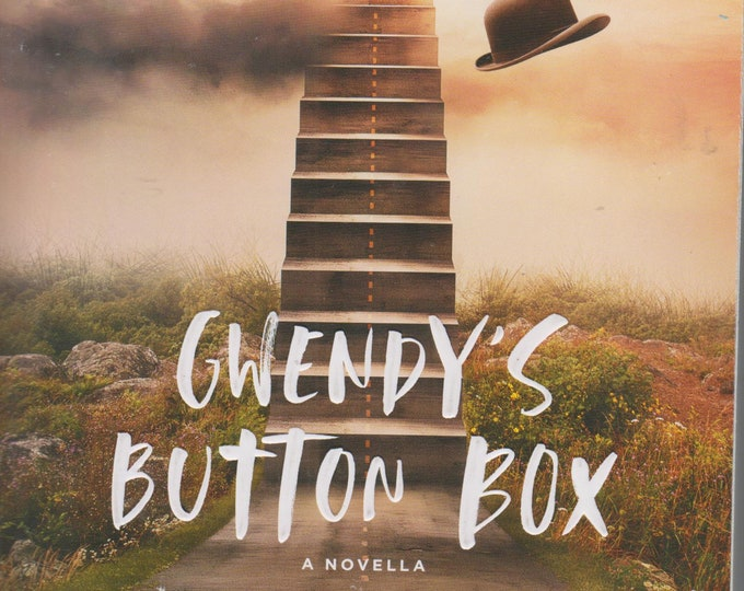 Gwendy's Button Box -A Novella by Stephen King & Richard Chizmar  (Softcover: Fiction) 2017