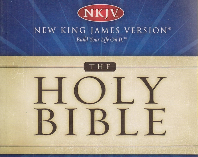 The Holy Bible New King James Version  (Softcover: Religion)  2006