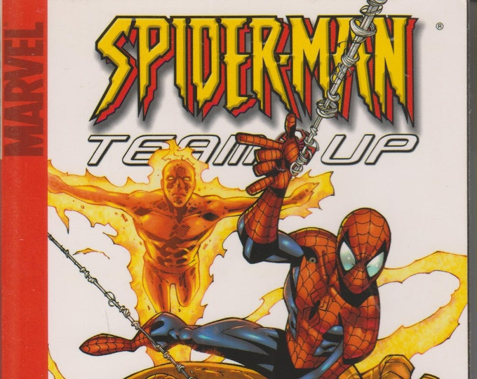 Marvel Spider-Man Teams Up - A Little Help From My Friends (Softcover: Graphic Novel) 2005