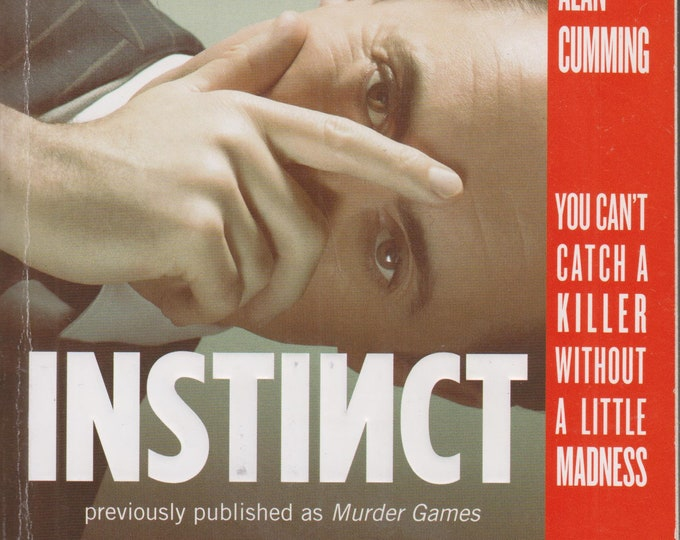 Instinct by James Patterson (Softcover: Fiction) 2018