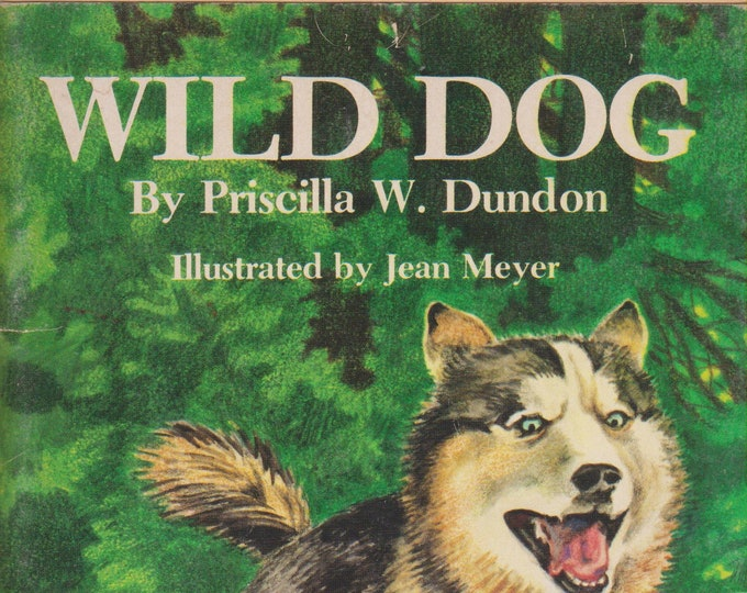 Wild Dog by Priscilla W Dundon (Weekly Reader)  (Softcover: Children's Chapter Book)  1985