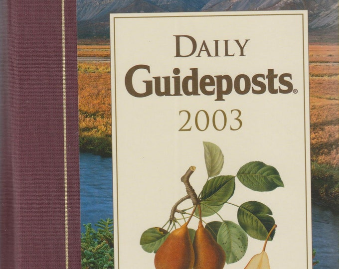 Daily Guideposts 2003 A Spirit-Lifting Devotional (Hardcover, Religion, Devotional )  2003