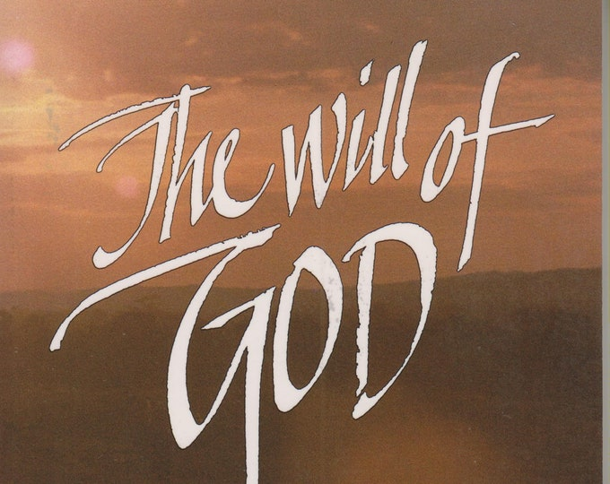 The Will of God by Leslie D Weatherhead  (Softcover, Religion, Theology)  1995