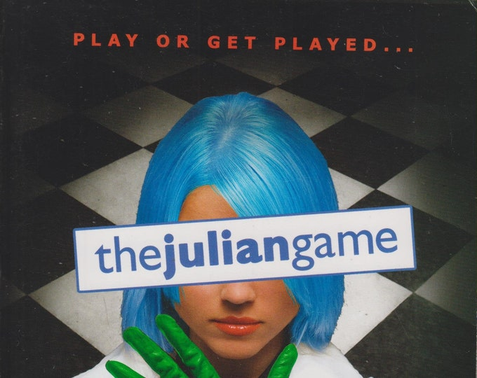 The Julian Game by Adele Griffin  (Paperback: Teens, Chapter Books, SciFi) 2010