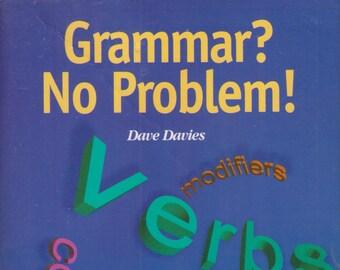 Grammar? No Problem! (Softcover, Children's, Educational)  1997