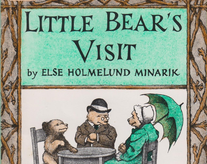 Little Bear's Visit (An I Can Read Book) (Softcover: Children's) 1989