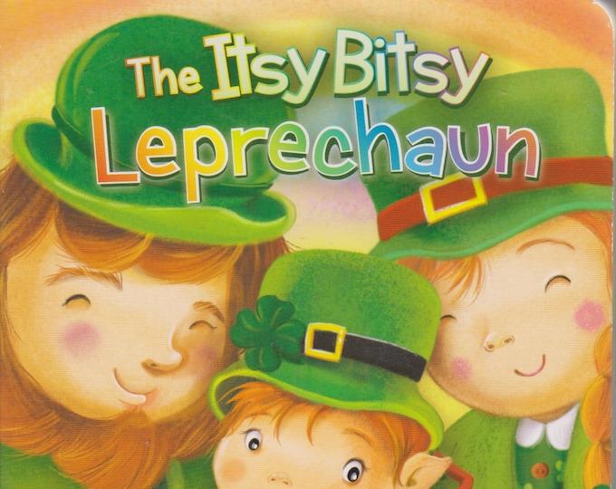 The Itsy Bitsy Leprechaun by Jeffrey Burton  (Board Book: Children)  2018
