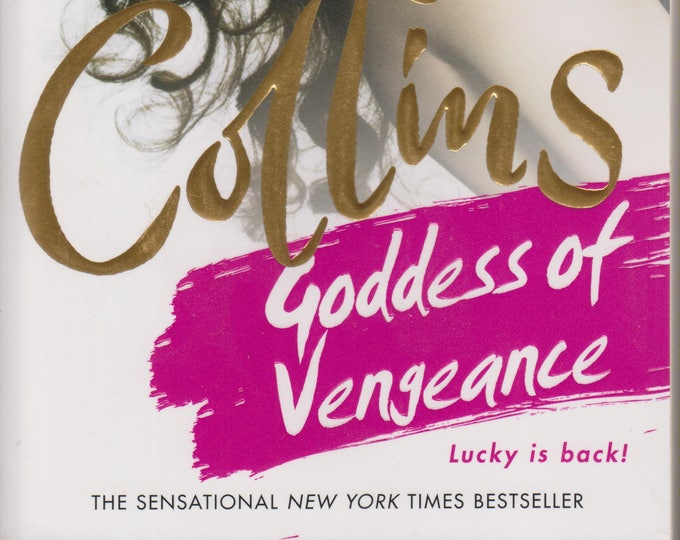 Goddess of Vengeance  by Jackie Collins (Softcover, Thriller) 2012