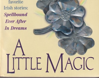 A Little Magic by Nora Roberts (Paperback: Romance)