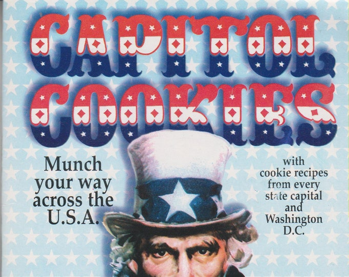 Capitol Cookies Munch Your Way Across the USA (Staple Bound: Recipes, Cookies)  1990