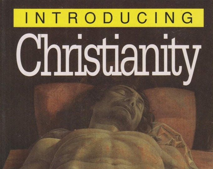 Introducing Christianity: A Graphic Guide  by Anthony O'Hear and Judy Groves (Softcover,  Religion, Christianity)  1993