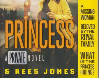 Princess by James Patterson (Softcover: Fiction) 2018