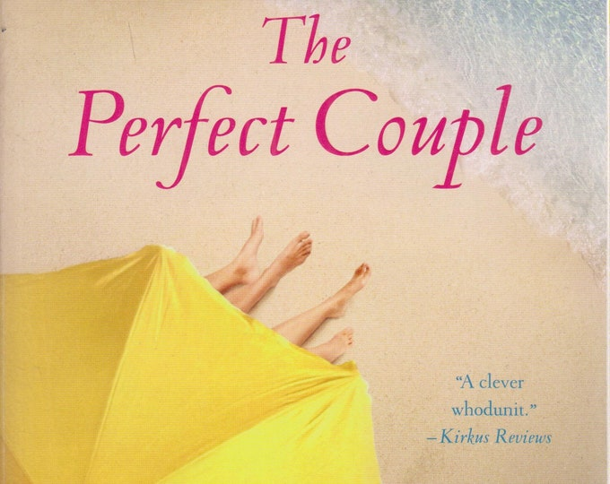 The Perfect Couple by Elin Hilderbrand (Softcover: Mystery, Fiction) 2019