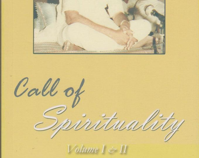 Call of Spirituality Volume I & II  by Parthasarathi Rajagopalachari  (Softcover, Spirituality,Mediation, Sahaj Marg, Raja Yoga)  2010