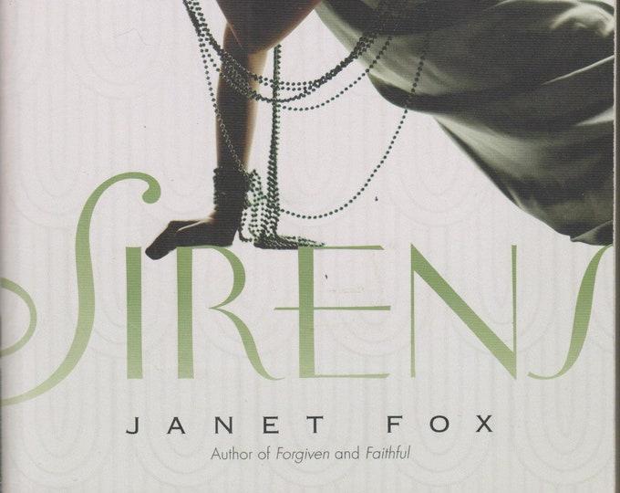 Sirens by Janet Fox (Paperback: Teens) 2012