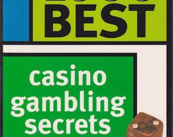 1000 Best Casino Gambling Secrets by Bill Burton  (Trade Paperback: Sports, Gambling) 2005