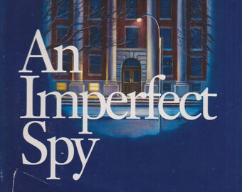 An Imperfect Spy by Amanda Cross (A Kate Fansler Novel) (Hardcover: Mystery) 1995